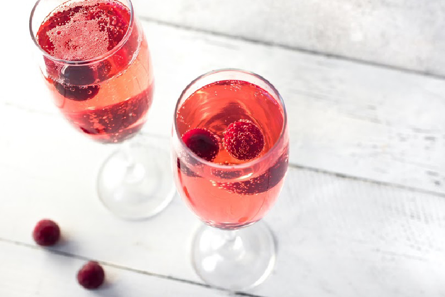 6 easy Champagne cocktail recipes that impress way beyond Mother's Day. We'll be toasting with them all summer!
