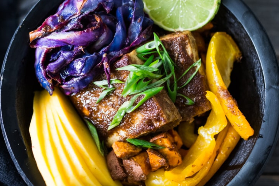 5 easy, delicious dinner ideas for those weeks that get unexpectedly busy | Meal Plan Ideas #20
