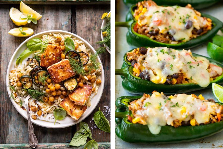 5 fantastic dinners featuring summer veggies | 2021 meal plan ideas #27